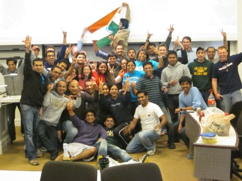 India Wins the 2011 Cricket World Cup