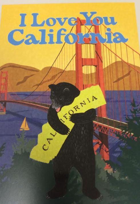 Abby Postcard